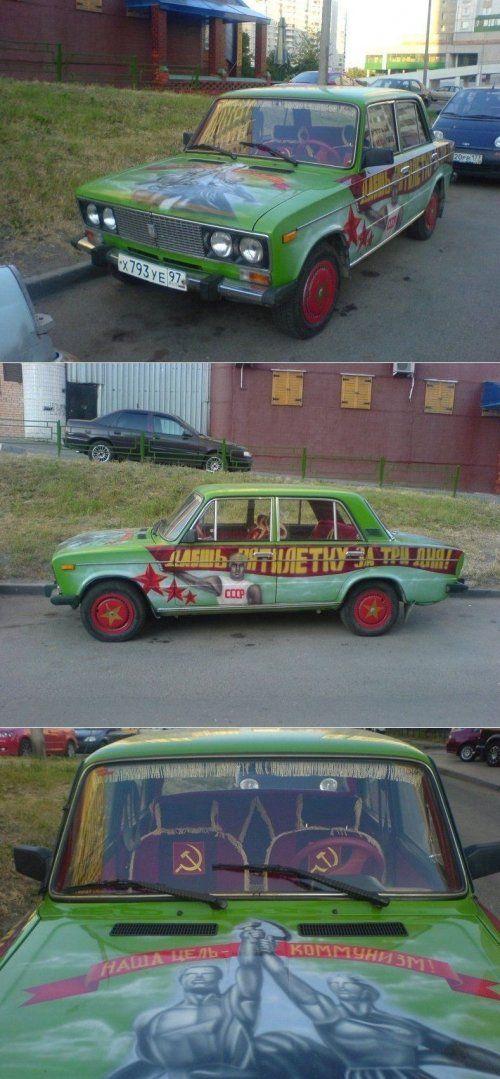 Подборка автомобильных приколов прошедшего года - фото 42