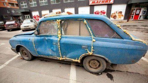 Подборка автомобильных приколов прошедшего года - фото 99