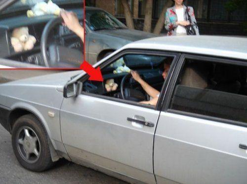 Подборка автомобильных приколов прошедшего года - фото 57