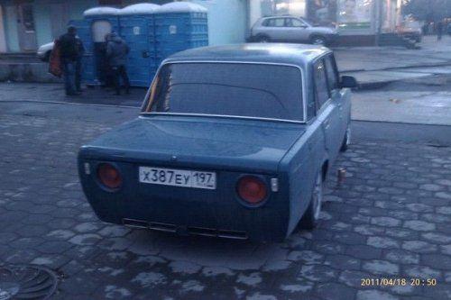 Подборка автомобильных приколов прошедшего года - фото 74