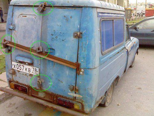 Подборка автомобильных приколов прошедшего года - фото 28