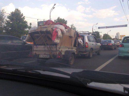 Подборка автомобильных приколов прошедшего года - фото 93