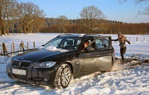 Зима, девушки и автомобили - вещи несовместимы?! - фото 31