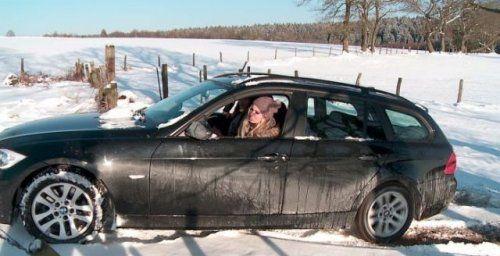 Зима, девушки и автомобили - вещи несовместимы?! - фото 15