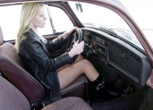 Зима, девушки и автомобили - вещи несовместимы?! - фото 9