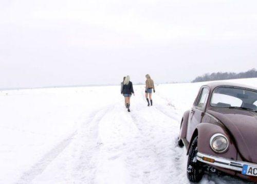 Зима, девушки и автомобили - вещи несовместимы?! - фото 4