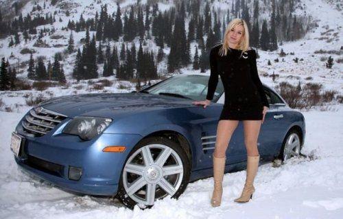 Зима, девушки и автомобили - вещи несовместимы?! - фото 25