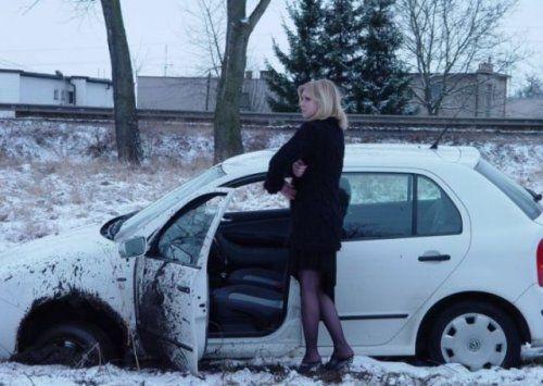 Зима, девушки и автомобили - вещи несовместимы?! - фото 3