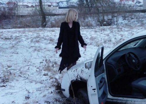 Зима, девушки и автомобили - вещи несовместимы?! - фото 30