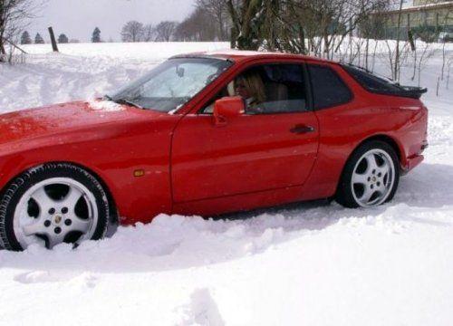 Зима, девушки и автомобили - вещи несовместимы?! - фото 35