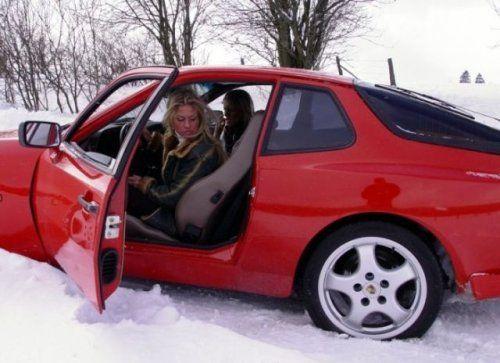 Зима, девушки и автомобили - вещи несовместимы?! - фото 8