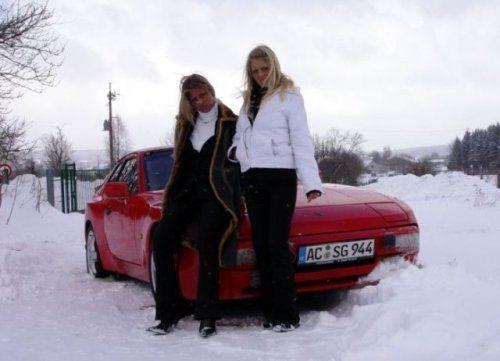 Зима, девушки и автомобили - вещи несовместимы?! - фото 27
