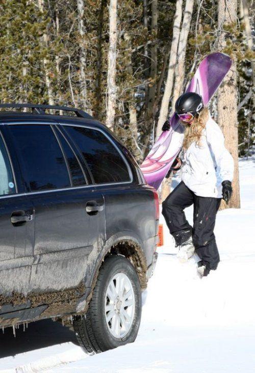 Зима, девушки и автомобили - вещи несовместимы?! - фото 32