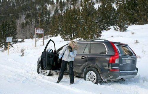 Зима, девушки и автомобили - вещи несовместимы?! - фото 34