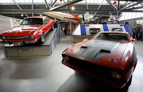 В Великобритании открылся музей автомобилей Джеймса Бонда - фото 29