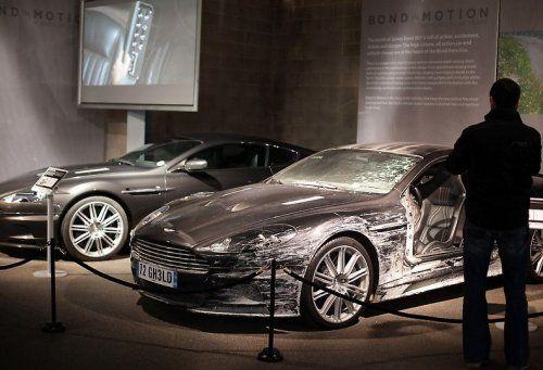 В Великобритании открылся музей автомобилей Джеймса Бонда - фото 14