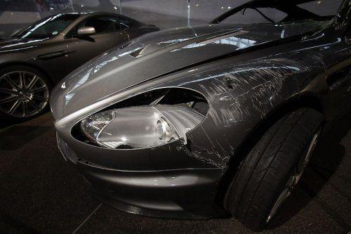 В Великобритании открылся музей автомобилей Джеймса Бонда - фото 23