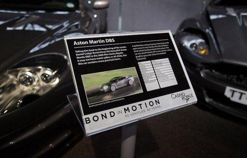 В Великобритании открылся музей автомобилей Джеймса Бонда - фото 11