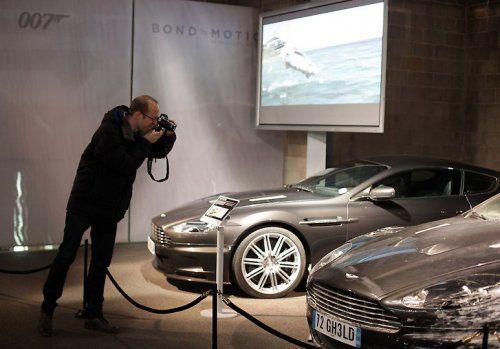 В Великобритании открылся музей автомобилей Джеймса Бонда - фото 9