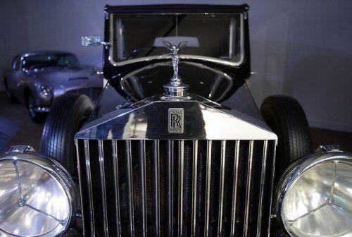 В Великобритании открылся музей автомобилей Джеймса Бонда - фото 20