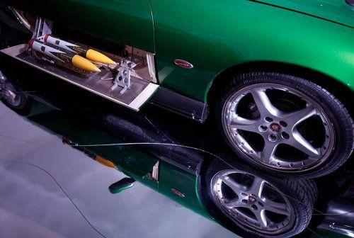 В Великобритании открылся музей автомобилей Джеймса Бонда - фото 5