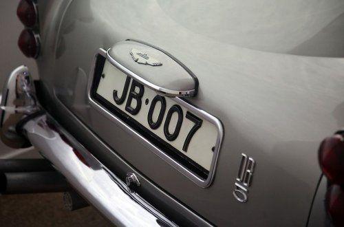 В Великобритании открылся музей автомобилей Джеймса Бонда - фото 28