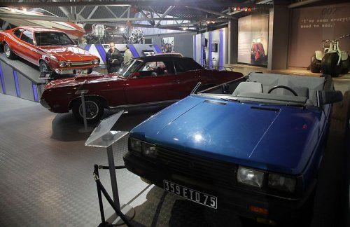 В Великобритании открылся музей автомобилей Джеймса Бонда - фото 34