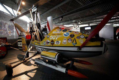 В Великобритании открылся музей автомобилей Джеймса Бонда - фото 21