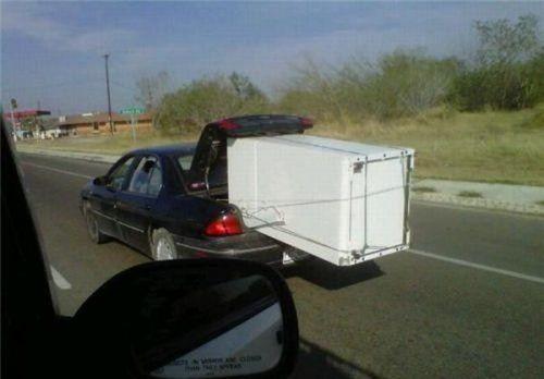 Подборка неудачников и смешных ситуаций на дороге - фото 15