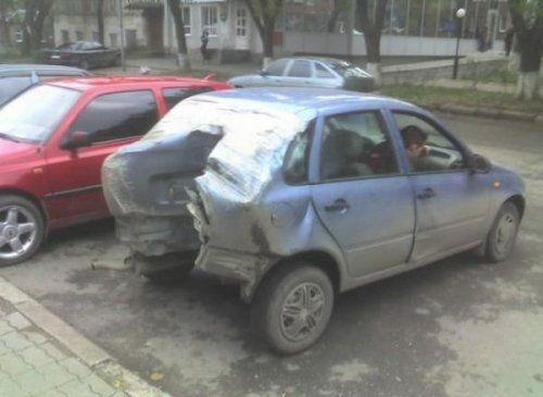 Подборка неудачников и смешных ситуаций на дороге - фото 2