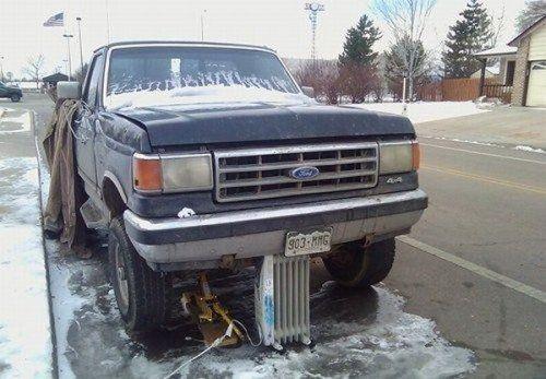 Подборка неудачников и смешных ситуаций на дороге - фото 30