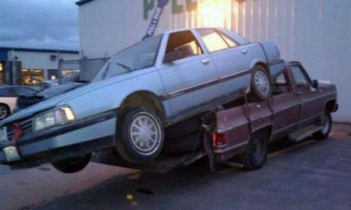 Подборка неудачников и смешных ситуаций на дороге - фото 9