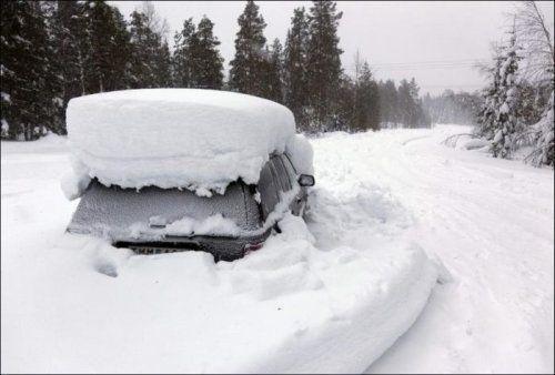 45-летний швед провел 2 месяца без еды в машине - фото 5