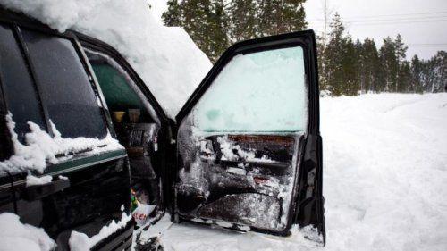 45-летний швед провел 2 месяца без еды в машине - фото 6