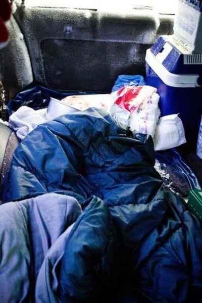45-летний швед провел 2 месяца без еды в машине - фото 4