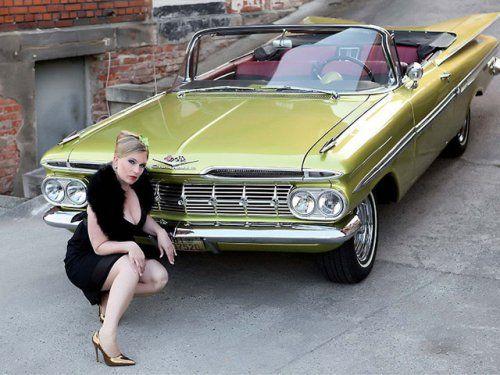 Немецкая авто-эротика с американской классикой - фото 20