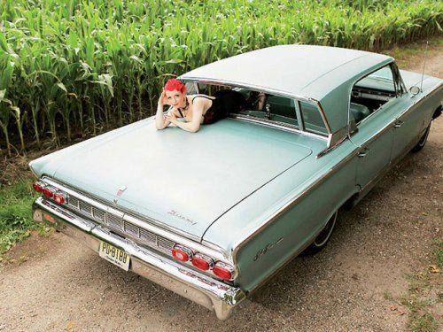 Немецкая авто-эротика с американской классикой - фото 10