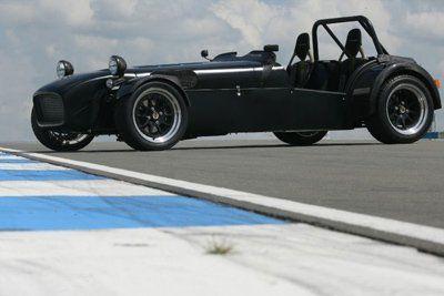 Caterham X330 - самый, самый Lotus - фото 1