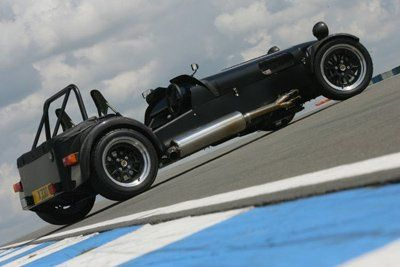 Caterham X330 - самый, самый Lotus - фото 3