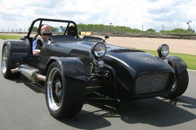 Caterham X330 - самый, самый Lotus - фото 2