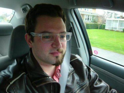 Необычное фото на водительском удостоверении - фото 10