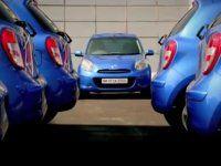 Забавная ТВ реклама нового Nissan Micra в лучших традициях индийcкого кинематографа))) - фото 1