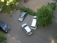 ТП во дворе устроила транспортный коллапс - фото 1