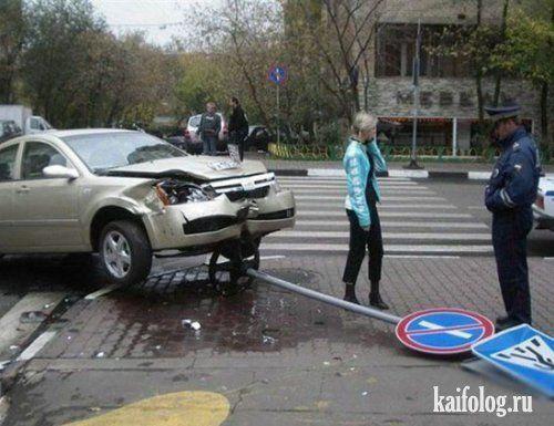 Подборка автомобильных приколов)))) - фото 19