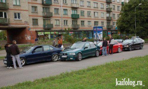 Подборка автомобильных приколов)))) - фото 23