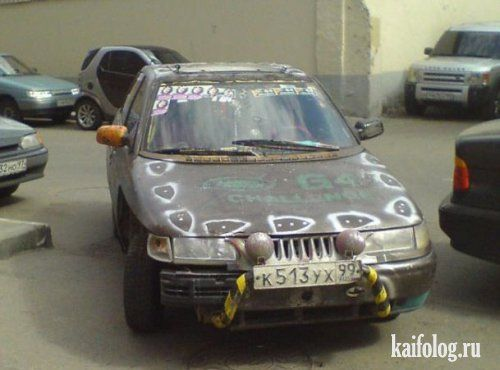 Подборка автомобильных приколов)))) - фото 4