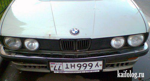 Подборка автомобильных приколов)))) - фото 31