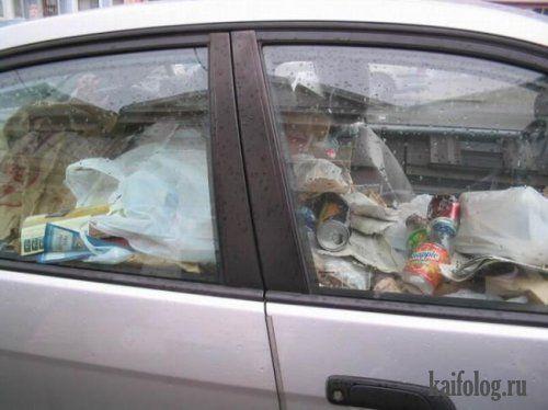 Подборка автомобильных приколов)))) - фото 3