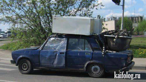 Подборка автомобильных приколов)))) - фото 38