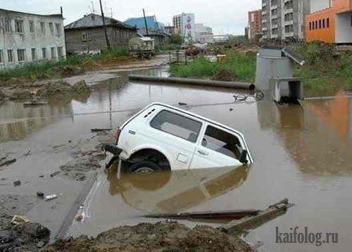 Подборка автомобильных приколов)))) - фото 30